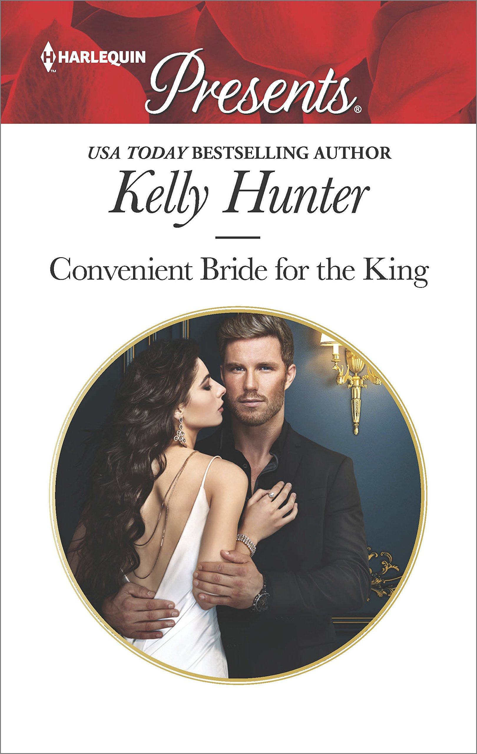 Convenient Bride for the King by Kelly Hunter