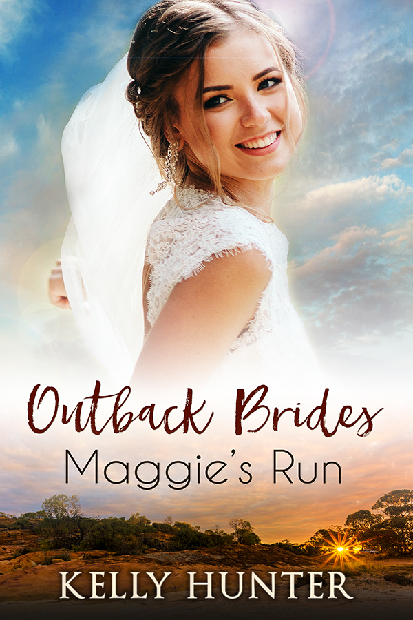 Maggie's Run – Outback Brides by Kelly Hunter